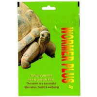 Tortoise Wormer Plus Tick and Parasite Killer Kusuri 5g 5 grams
